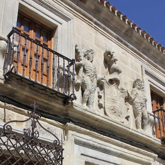 Restauración Casa de los Salvajes