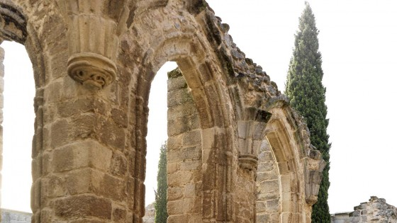 Restauración Claustro Sta. María la Real de Valdeiglesias